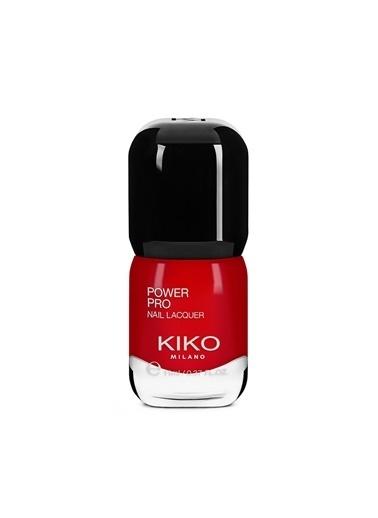 KIKO Power Pro Nail Lacquer 13 Kırmızı